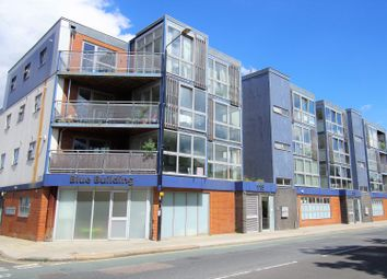 Thumbnail 2 bed flat for sale in 115 Woolwich Road, East Grennwich