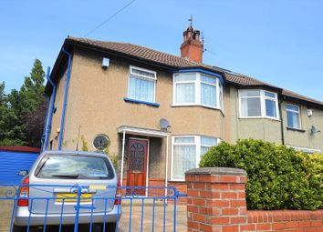 Thumbnail 3 bedroom semi-detached house for sale in Easterly Avenue, Leeds