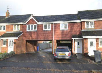 Thumbnail 1 bedroom flat for sale in Cloughwood Way, Burslem, Stoke-On-Trent