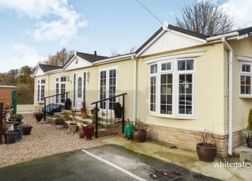 Thumbnail 2 bed mobile/park home for sale in Unicorn Street, Thurmaston