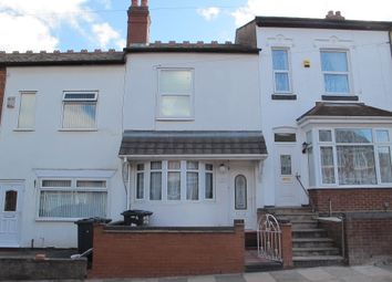 Thumbnail 3 bed terraced house for sale in Flora Road, Yardley, Birmingham