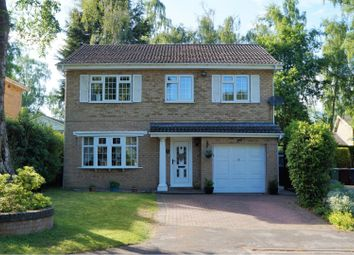 Thumbnail 4 bed detached house for sale in Euston Close, Lincoln