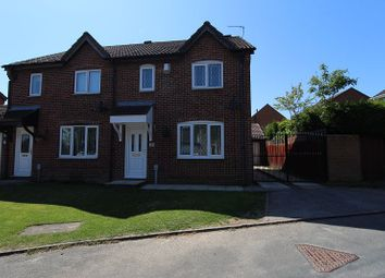 Thumbnail 3 bed property for sale in St. Albans Close, Beverley