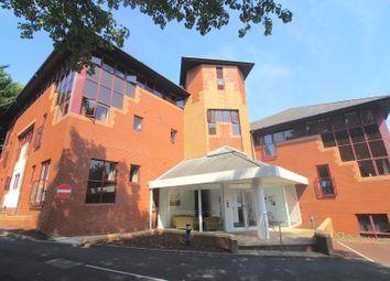 Thumbnail 2 bed flat for sale in Wickham Road, Fareham