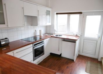 Thumbnail 1 bed terraced house to rent in Halls Row, Off Barker Lane, Brampton, Chestrefield