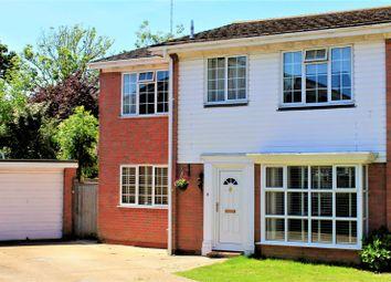 Thumbnail 4 bed semi-detached house for sale in Pinewood Gardens, Aldwick, Bognor Regis