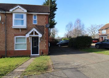 Thumbnail 2 bed property to rent in Bressingham Garadens, East Hunsbury, Northampton