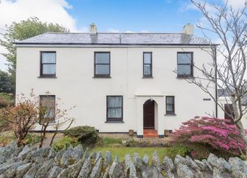 Thumbnail 4 bed detached house for sale in Mabe Burnthouse, Penryn, Cornwall