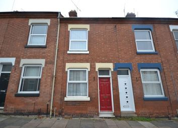 Thumbnail 2 bed terraced house to rent in Lorne Road, Clarendon Park, Leicester