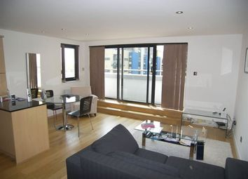 Thumbnail 1 bed flat to rent in Westferry Road, London