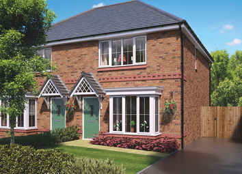 Thumbnail 3 bedroom semi-detached house for sale in Wood Lane, Handsworth Wood