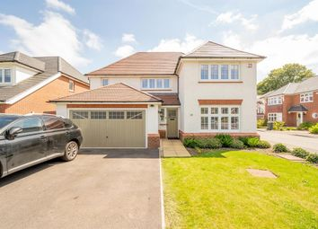 Thumbnail 4 bed detached house for sale in Cricketers Grove, Harborne, Birmingham