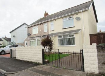 Thumbnail 4 bedroom semi-detached house for sale in Pethybridge Road, Cardiff