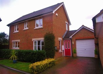 Thumbnail 3 bed detached house for sale in Merchants Close, Knaphill, Woking