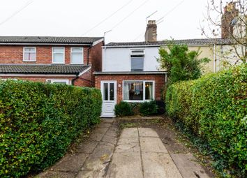Thumbnail 2 bed terraced house for sale in Aylsham Road, Norwich