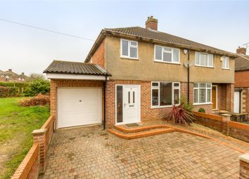 Thumbnail 3 bedroom semi-detached house for sale in Laburnum Road, Oxford