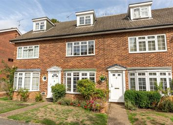 Thumbnail 3 bed terraced house for sale in Gainsborough Court, Walton-On-Thames