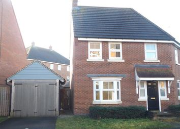 Thumbnail 4 bedroom detached house to rent in Hornscroft Park, Kingswood, Hull