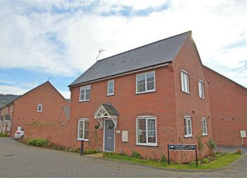 Thumbnail 3 bed detached house for sale in Chalkpit Lane, Chinnor