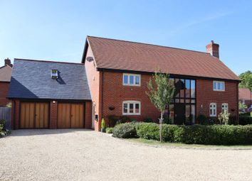 4 bed detached house for sale in Pooles Meadow, Ogbourne St. George, Marlborough SN8