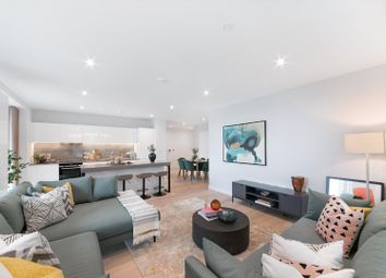 Thumbnail 3 bed flat for sale in 17.07.04 James Cook House, Royal Wharf, London