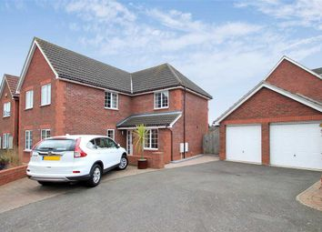 Thumbnail 5 bed detached house for sale in Terry Gardens, Grange Farm, Kesgrave, Ipswich