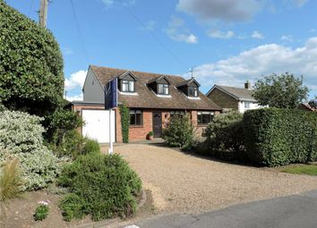 Thumbnail 4 bedroom detached house for sale in Church Lane, Levington, Ipswich