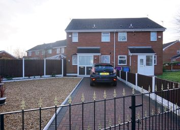 Thumbnail 1 bed semi-detached house for sale in Cardigan Way, Anfield, Liverpool