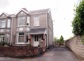Thumbnail 3 bed semi-detached house for sale in Pentre Road, Pontarddulais, Swansea