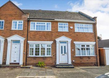 Thumbnail 3 bed town house for sale in Brookview Drive, Keyworth, Nottingham