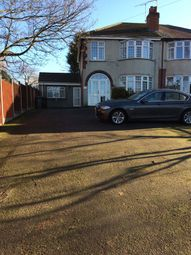 Thumbnail 4 bed semi-detached house for sale in Melton Road, Thurmaston, Leicester