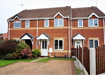 Thumbnail 2 bed terraced house for sale in Shawcroft, Sutton-In-Ashfield