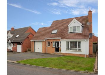 Thumbnail 4 bedroom detached house for sale in Tadworth, Bangor