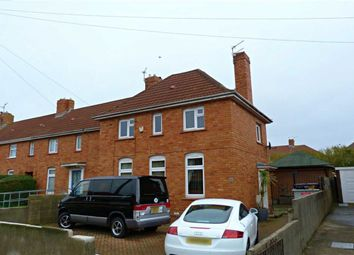 Thumbnail 3 bed end terrace house for sale in Axbridge Road, Knowle, Bristol