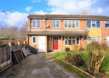 Thumbnail 3 bed semi-detached house for sale in Sneyd Street, Stoke-On-Trent