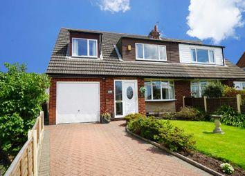 Thumbnail 4 bed semi-detached bungalow for sale in Harrison Crescent, Blackrod, Bolton