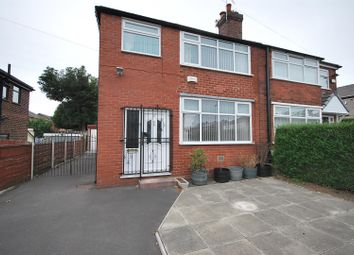 Thumbnail 3 bed semi-detached house for sale in Egerton Road, Worsley, Manchester