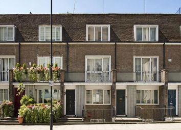 Thumbnail 3 bedroom semi-detached house to rent in Stanhope Terrace, Lancaster Gate, London