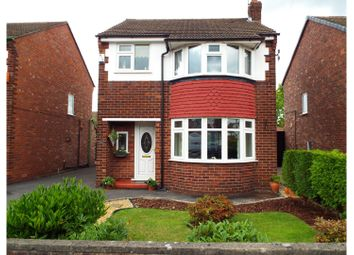 Thumbnail 3 bedroom detached house for sale in Monsal Avenue, Offerton