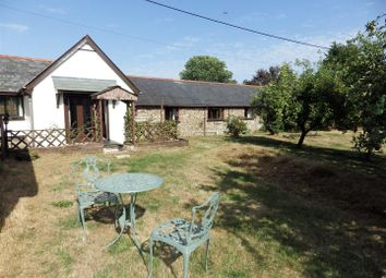 Thumbnail 3 bed barn conversion for sale in Ashwater, Beaworthy