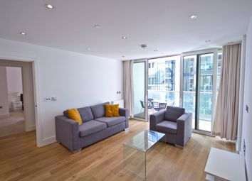 Thumbnail 2 bed flat for sale in Stamford Square, London