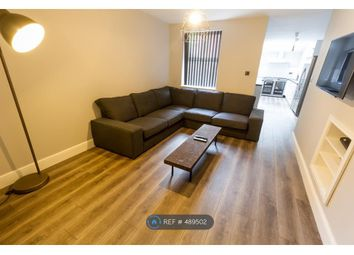 Thumbnail 6 bed terraced house to rent in Halsbury Road, Liverpool