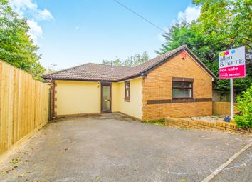 Thumbnail 2 bed detached bungalow for sale in Ty Mawr Road, Whitchurch, Cardiff
