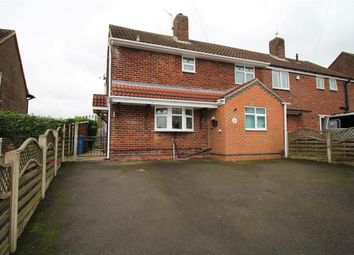 Thumbnail Semi-detached house for sale in Wirksworth Road, Ilkeston