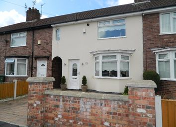 Thumbnail 3 bed terraced house for sale in Homestall Road, Liverpool