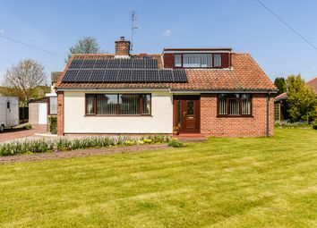Thumbnail 3 bed detached bungalow for sale in Netherfield Lane, Church Warsop, Mansfield