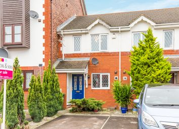 Thumbnail 2 bed terraced house for sale in Hulton Close, Waterside Park, Southampton