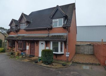 Thumbnail 2 bed end terrace house for sale in Duston Road, Duston, Northampton, Northamptonshire