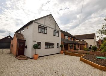 Thumbnail 4 bedroom detached house for sale in Steeple, Southminster, Essex