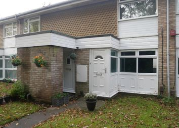 Thumbnail 1 bed flat for sale in Elgol Close, Davenport, Stockport